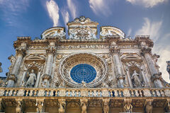 Centro histórico de la ciudad de Lecce