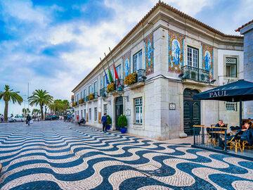 Entdecken Sie Cascais, die portugiesische Riviera - kostenlose...
