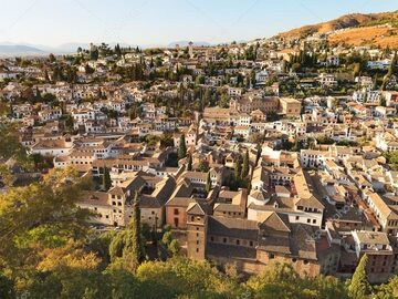 Ancestral Albaycin - Tour a piedi gratuito