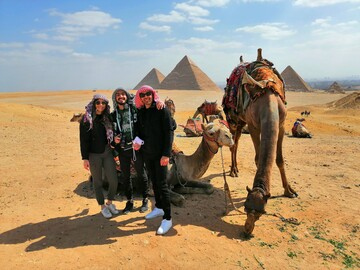 Discover Cairo with the Dawood Free Tour