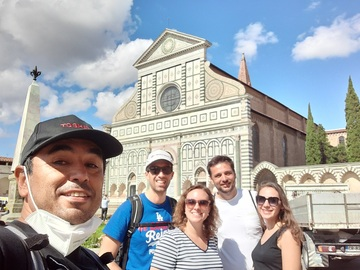 Tour gratuito di iniziazione rinascimentale a piedi a Firenze ...