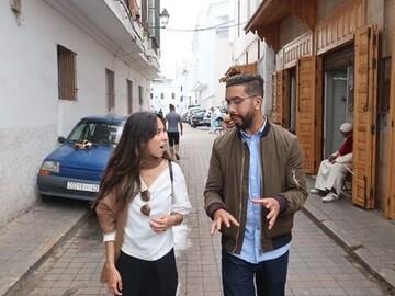 Free walking tour alla scoperta della vita e passeggiate all'interno della vecchia medina