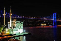 Free Tour Noche de Escapada en Estambul