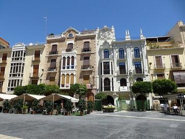 Tour Murcia, wie schön du bist!