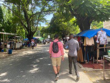 Lernen Sie die Stadt Dar es Salaam kennen