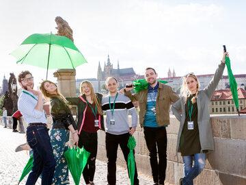 Karlsbrücke und Schloss - kostenlose Tour