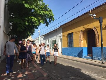 Free Walking Tour in the Historic Center of Valledupar