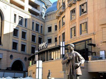 Tour a piedi gratuito: scopri Johannesburg di Nelson Mandela