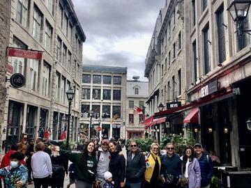 Free tour por el Viejo Montreal (amigable covid-19)