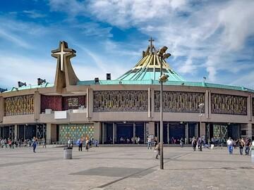 Free walking tour del complesso della Basilica de Guadalupe a Città del Messico
