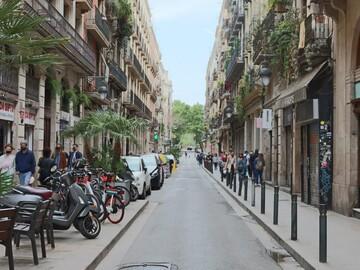 Qual è la vera origine del nome delle strade di Barcellona?
