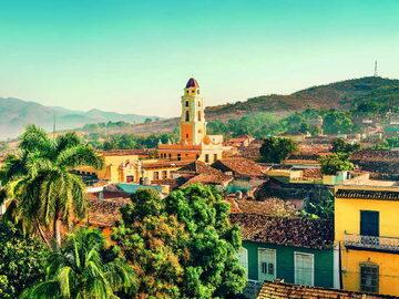 Trinidad in My Heart - Free Walking Tour