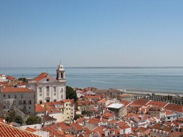 Free walking tour zu den Aussichtspunkten von Lissabon - Deutsch