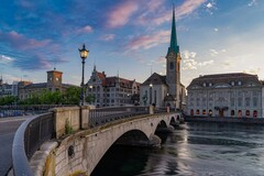 In the heart of Zurich - Free Walking Tour