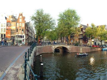 Casco Histórico de Amsterdam ¡Espectacular! Free Tour