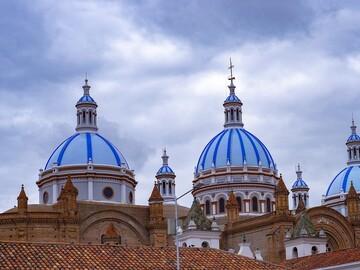 Free tour a pie por el centro histórico de Cuenca y su naturaleza.