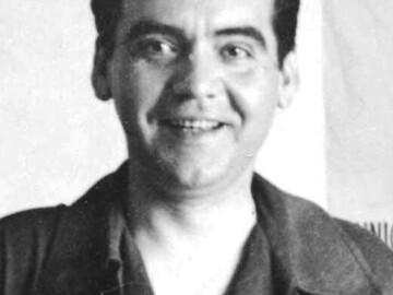 Free walking tour Federico García Lorca.