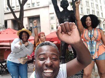 Tour por la historia del movimiento negro de São Paulo