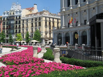 Free Tour Spain all'Eurovision Song Contest