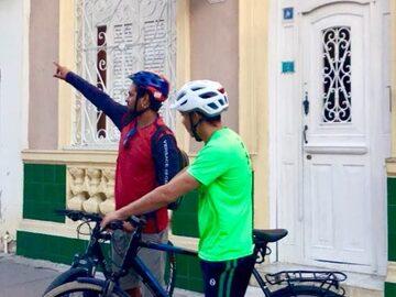 ¡Descubre la ciudad de Cienfuegos en Bici con un local!