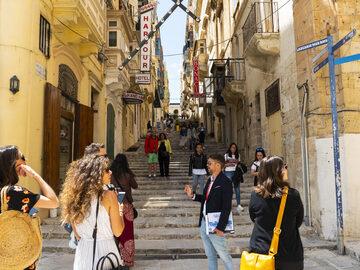 VALLETTA. Arte, historia y gastronomía maltesa.