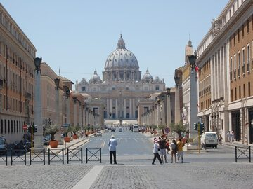 Free Tour El Vaticano: El poder de la Iglesia.