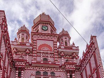 Einblicke in Colombo