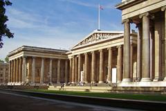 Free walking tour durch das British Museum (auf Griechisch verfügbar)