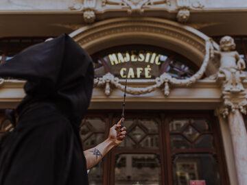 Harry Potter y los héroes de Oporto - Tour Virtual
