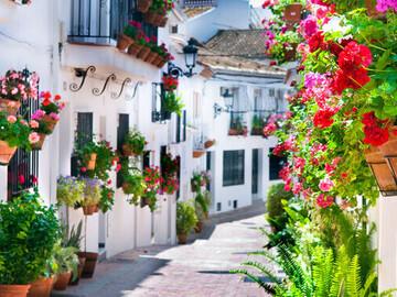Free Tour through Benalmádena town