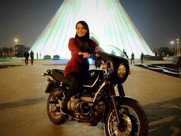 Tehran in depth - historic parts