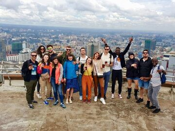 Nairobi City Centre Free Walking Tour