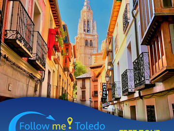 Free Walking Tour. Visit Toledo and Rodrigo de la Fuente House