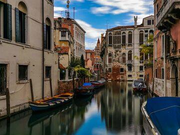 Free walking tour a Venezia con un amico