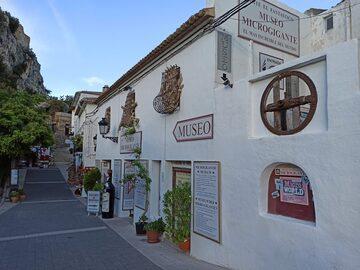 Free tour en Guadalest