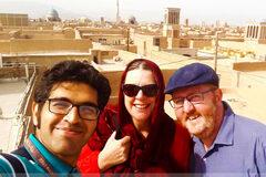 Tour a pie gratuito de Yazd