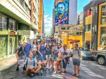Centro de Florianópolis: História y Street Art