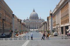 Free walking tour Il Vaticano: Il potere della Chiesa.