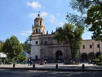 Free walking tour di storia e cibo del quartiere di Coyoacan a Città del Messico