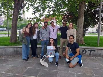 Free walking tour: centro storico e Parlamento