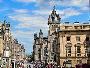 Free Tour histórico de Edimburgo. Esencial (en español)
