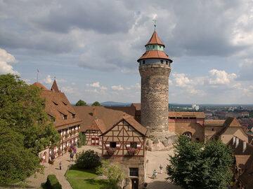 Nuremberg Castle free walking tour