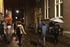Dark Amsterdam: Crimes and legends