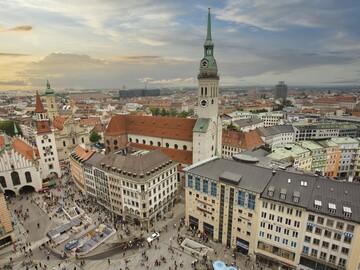 Munich Old Town Free Tour