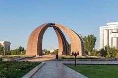 Soviet Free Tour in Bishkek