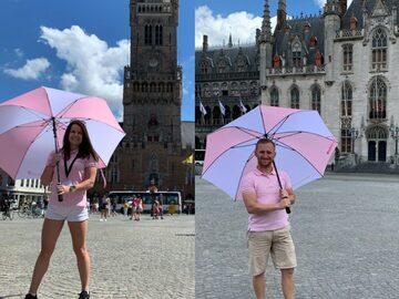 Scopri le meraviglie storiche di Bruges con un madrelingua ing...