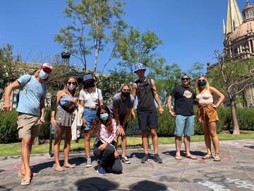 Free walking tour Centro storico di Guadalajara essenziale