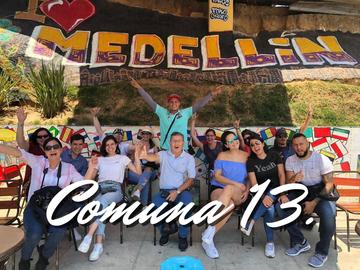 """Grafiti Tour Comuna 13 """"Mágica"""" Free-Tour-(Libre pago )"""