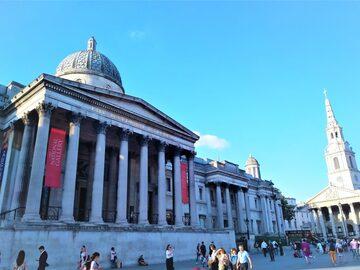Westminster: Abadía, Big Ben, Buckingham Palace, Trafalgar Square