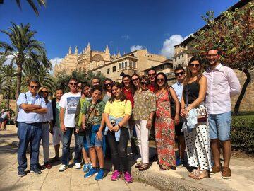 Free walking tour nel centro storico di Palma di Maiorca